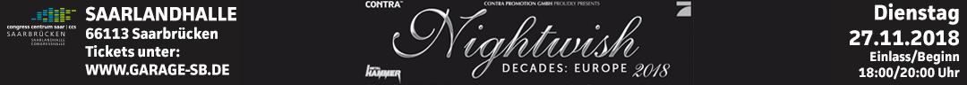20181127 Nightwish